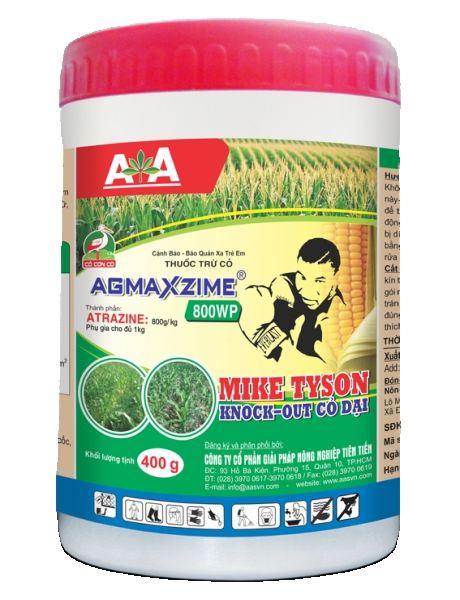 AGMAXZIME 800WP - Mike Tyson